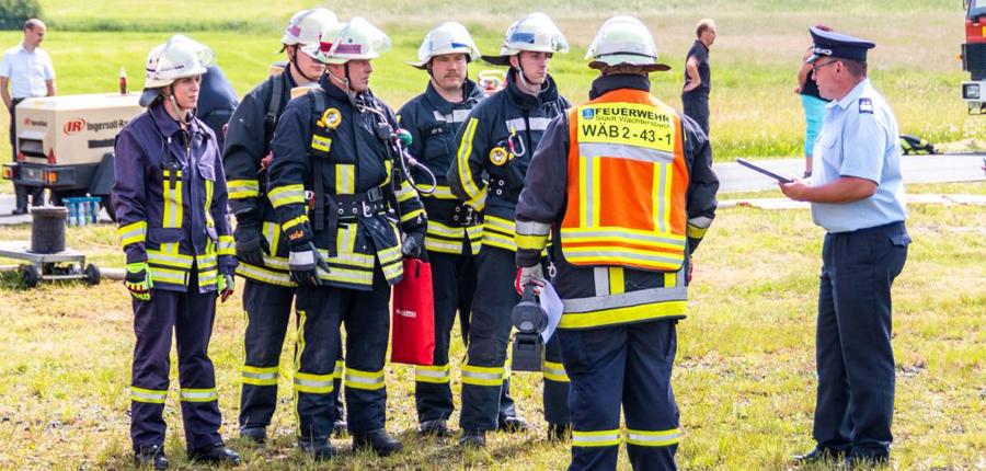 Feuerwehrleistungsübungen 2018
