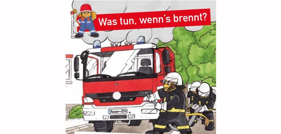 """""""Feuerwehr macht Schule"""""""