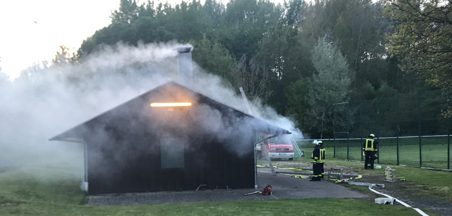 Übungsabend der Feuerwehr Aufenau am 06.05.2019