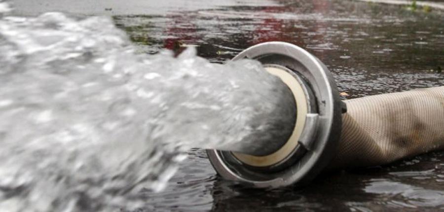H1 – Wasser in Gebäude in Aufenau